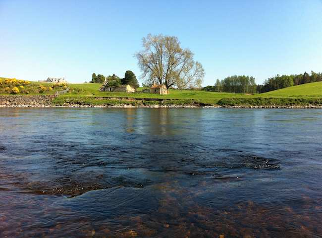 Scotland Has The Best Salmon Fishing